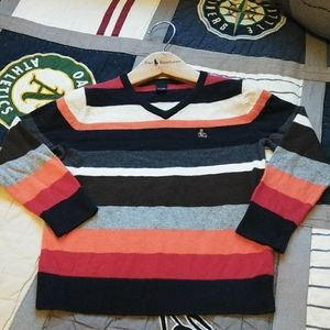 Baby Gap boys pullover striped sweater size 4T 4 T